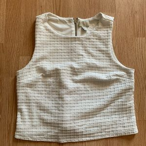 Forever 21 Crop Top Size 1X